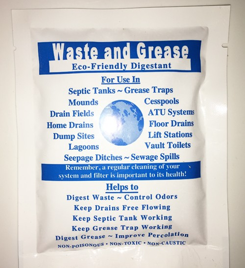 Enzymes And Bacteria Additives For My Septic System